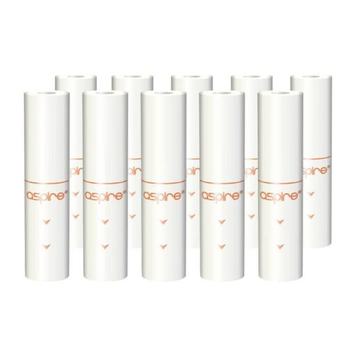Aspire Vilter Replacement Filters 10 Pack