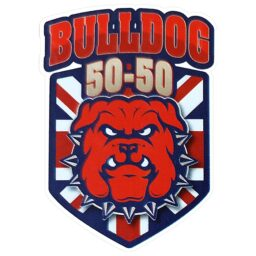 Bulldog E-liquid 50ml