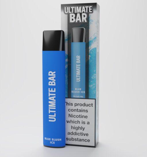 Ultimate Bar Blue Slush Ice