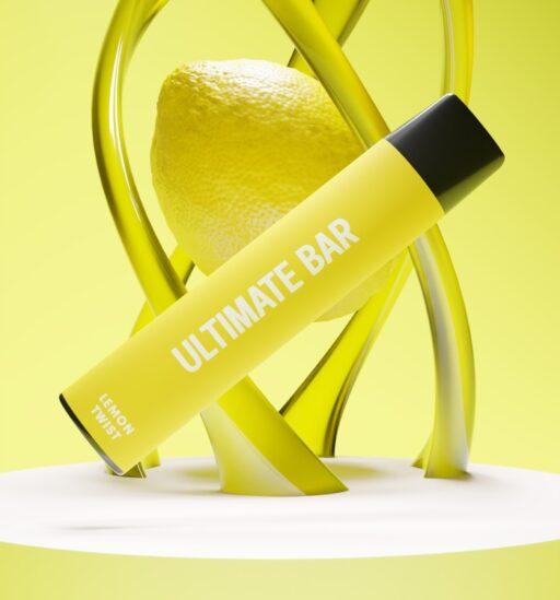 Ultimate Bar Lemon Twist
