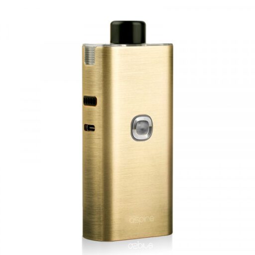 CloudFlask S Brushed Brass